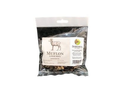 bohemia pet food susene maso muflon