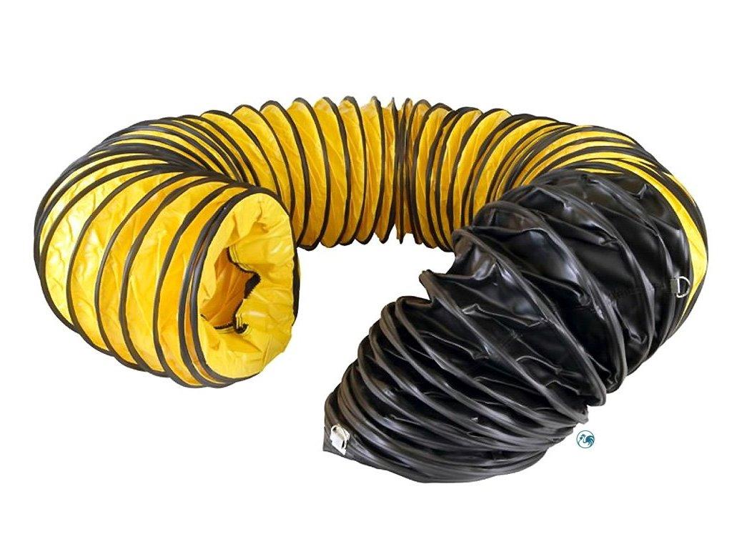 Hadice pružná PVC 31cm / 7,6 m pro topidlo BV 77 E + adaptér  Nabídneme Vám % SLEVU při REGISTRACI