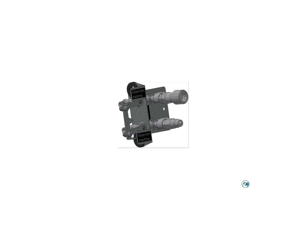 4034 880 quick connector separate