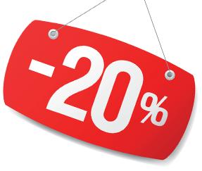 SLEVA 20 % na e-liquidy EMPORIO, COSMIC FOG, LOST FOG