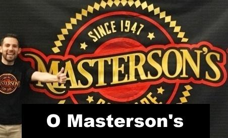 O značce Masterson's