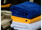 Mikrovláknové sušicí ručníky