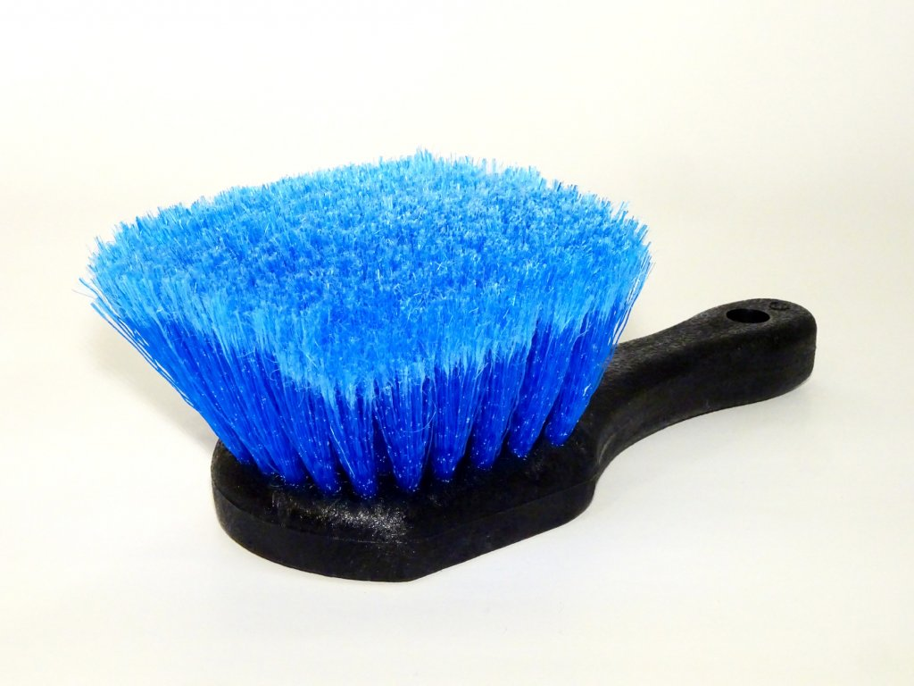 Kartáč na pneu a podběhy - BLUE EXTERIOR SCRUBBLING BRUSH