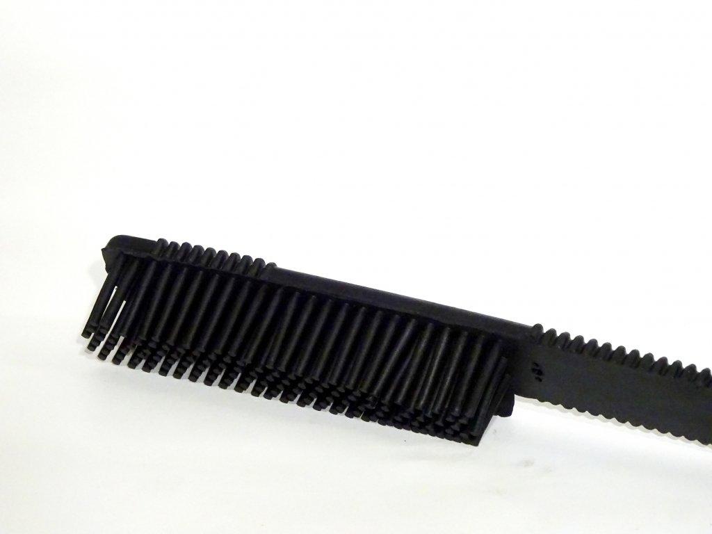 Kartáč na odstranění zvířecích chlupů - PET HAIR REMOVAL RUBBER BRUSH