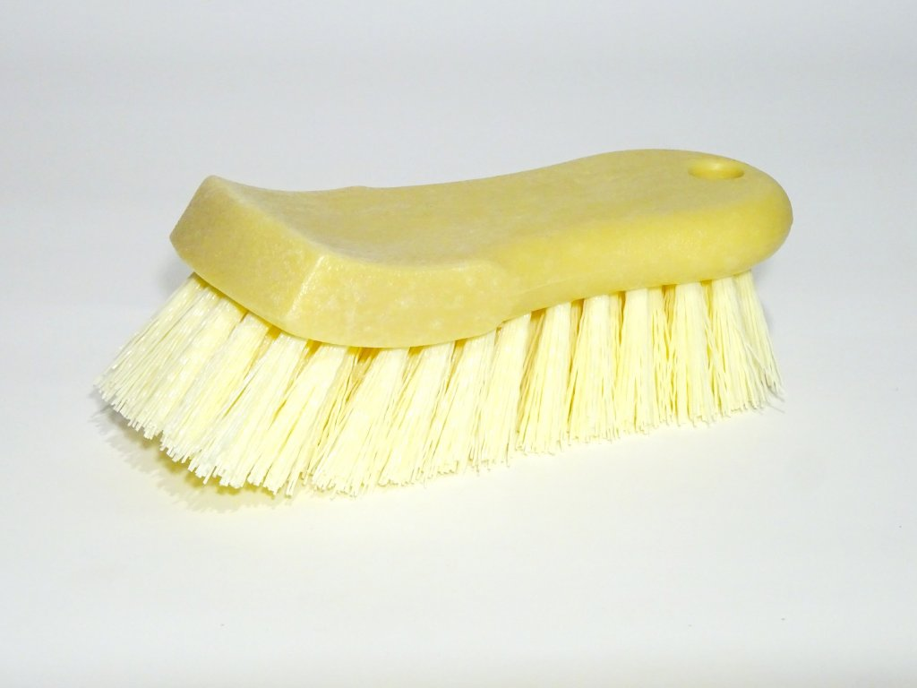 Drsný kartáč na mokré drhnutí koberců - CARPET SCRUBBING BRUSH