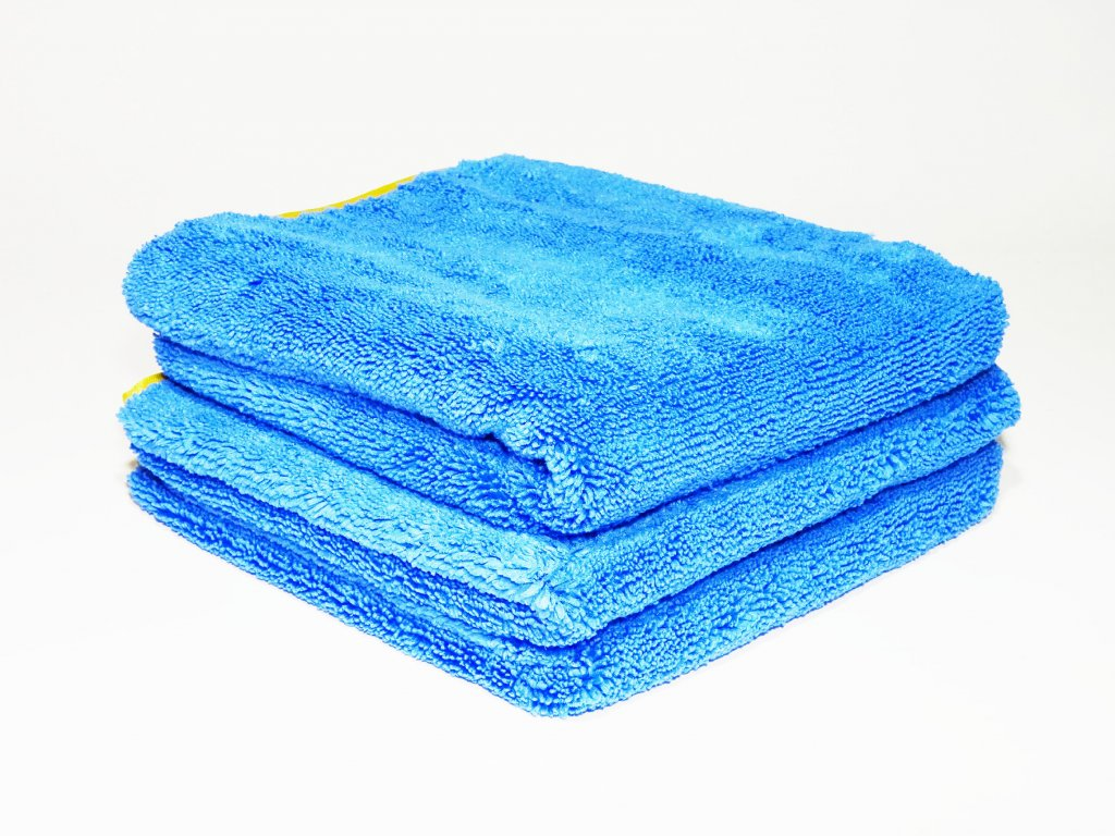 Víceúčelový ručník z mikrovlákna - WORLD RALLY BLUE MICROFIBRE