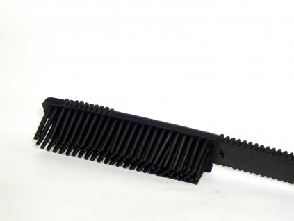 PET HAIR REMOVAL RUBBER BRUSH