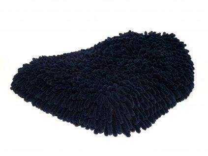Extra velká rukavice na mytí auta - EXTRA BIG BLACK WASH MITT