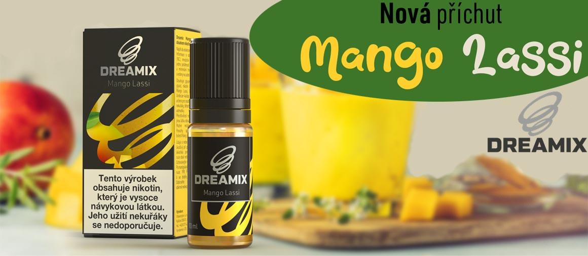 Dreamix Mango Lassi Velkoobchod e-cigaret | Mastervaper.cz - velkoobchod elektronické cigarety