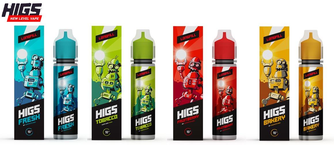 HIGS Velkoobchod e-cigaret   Mastervaper.cz - velkoobchod elektronické cigarety