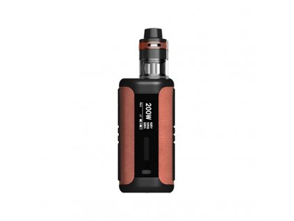 Elektronický grip: Aspire Speeder Revvo Kit (Brown Leather)