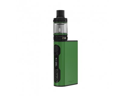 Elektronický grip: Eleaf iStick QC 200W Kit s Melo 300 (Zelený)