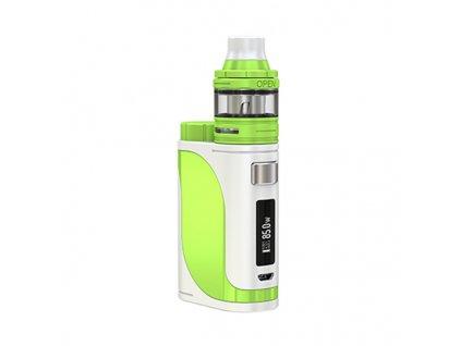 Elektronický grip: Eleaf iStick Pico 25 Kit s Ello (Zeleno-bílý)