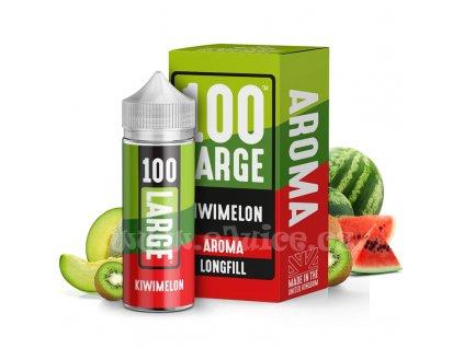 Příchuť Large Juice S&V: Kiwimelon (Exotický mix) 30ml