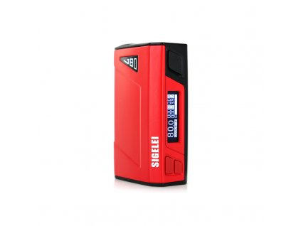 Elektronický grip: Sigelei J80 TC 80W (2000mAh) (Červený)
