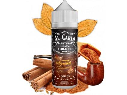 112805 prichut al carlo shake and vape 15ml roasted cinnamon