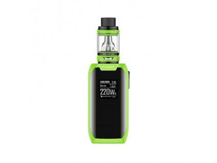 Elektronický grip: Vaporesso Revenger X Kit s NRG 5ml (Zelený)