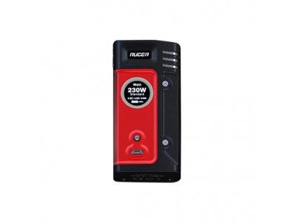 Elektronický grip: Think Vape Ruger 230W Mod (Červený)