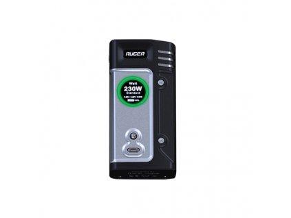 Elektronický grip: Think Vape Ruger 230W Mod (Stříbrný)