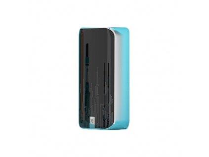 Elektronický grip: Vaporesso Luxe Nano Mod (2500mAh) (Stříbrný)