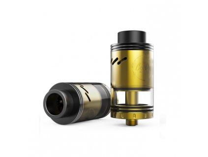 Clearomizér CoilArt Azeroth RDTA 4,0ml (Zlatý)
