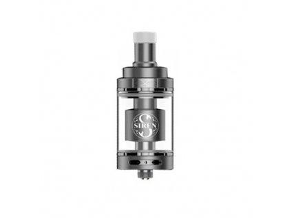 Clearomizér Digiflavor Siren 2 GTA MTL 24mm (4,5ml) (Gun Metal)