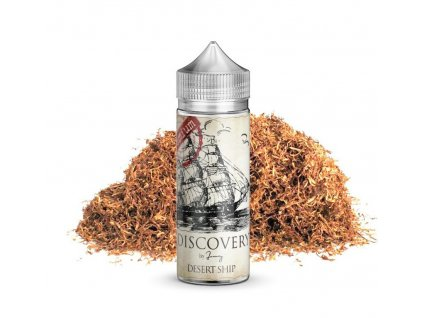 AEON Journey Discovery by Journey - Shake & Vape - Desert Ship - 24ml
