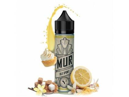 MUR - Shake & Vape - Old Sport (Citronový dezert) - 20ml