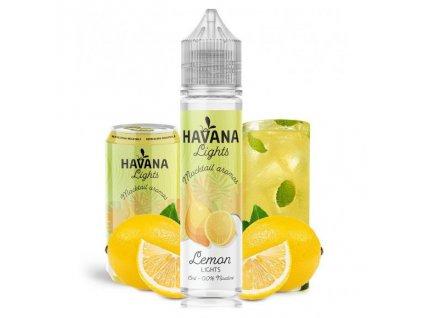 TI Juice Havana Lights - Shake & Vape - Lemon Lights - 15ml