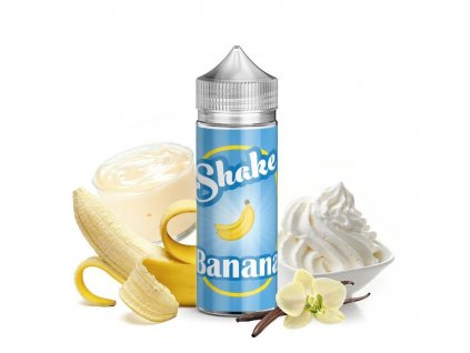AEON Journey Shake - Shake & Vape - Banana - 24ml