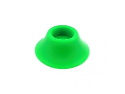 stojanek na elektronickou cigaretu ego gumovy zeleny