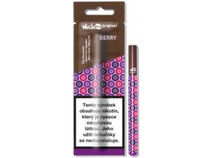 54134 nick one original elektronicka cigareta berry 6mg lesni plody