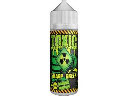 56750 prichut toxic shake and vape 15ml sharp green