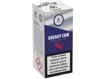 dekang energy cow 10ml energeticky napoj