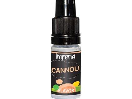 imperia black label 10ml cannoli