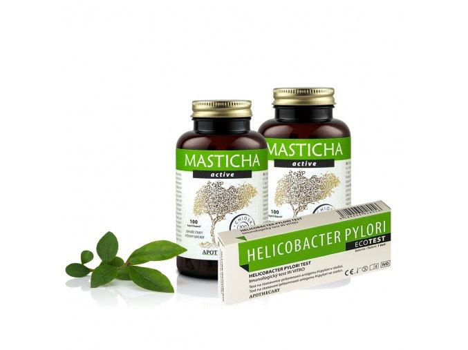 2x Masticha Active + HP Test