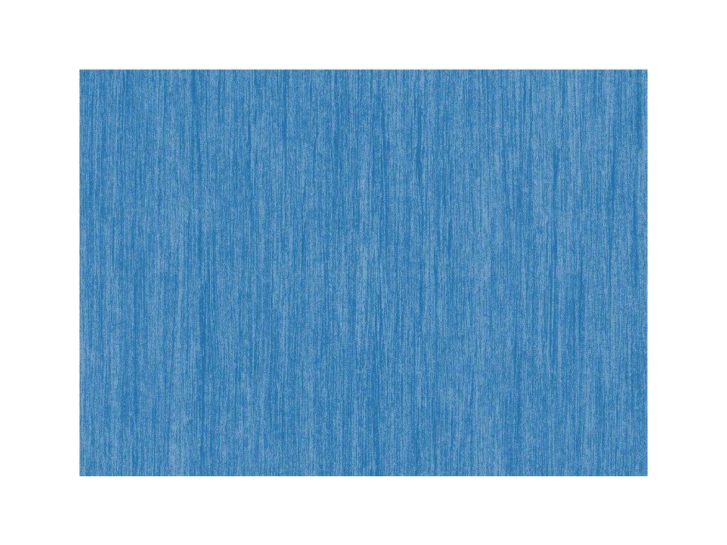 Zatemňovací dekorační látka Black Out šíře 150 cm modrý melír
