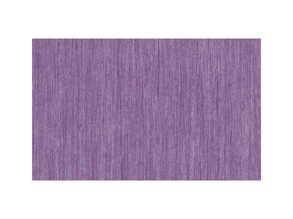 Zatemňovací dekorační látka Black Out šíře 150 cm fialový melír
