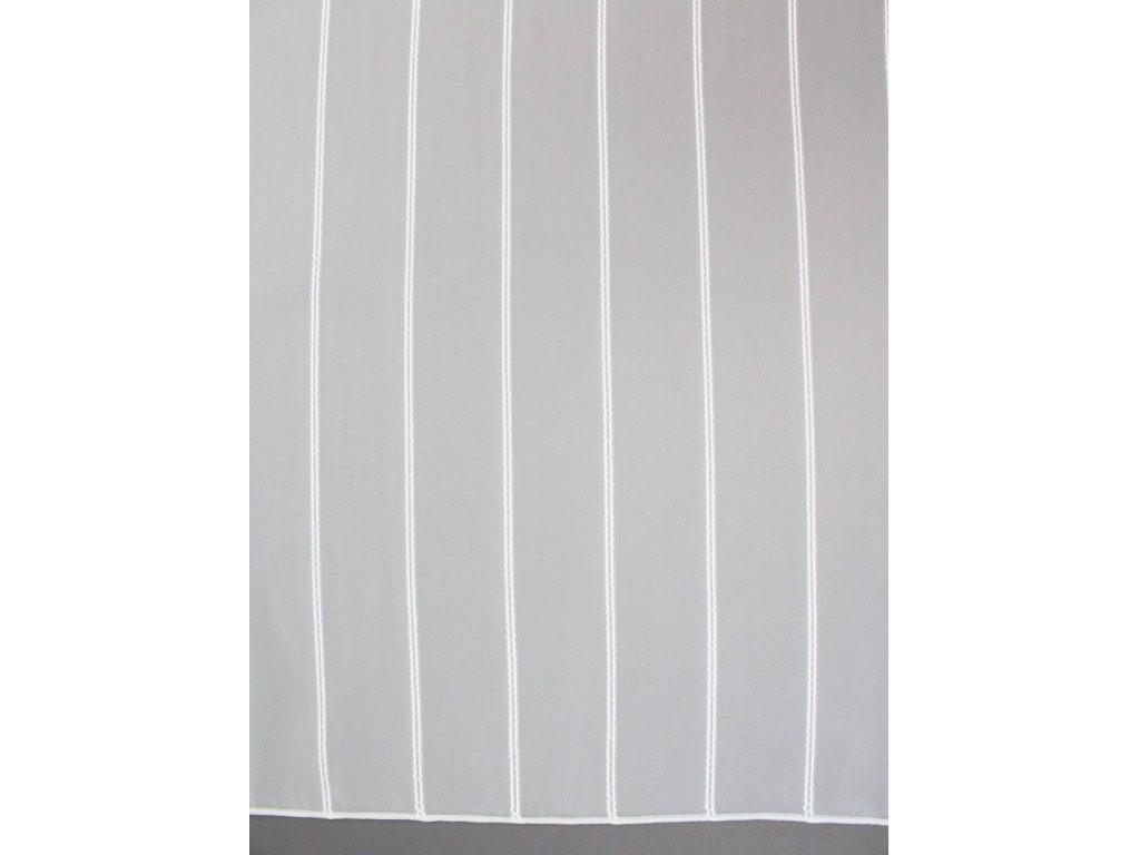 Voálová záclona výška 265 cm