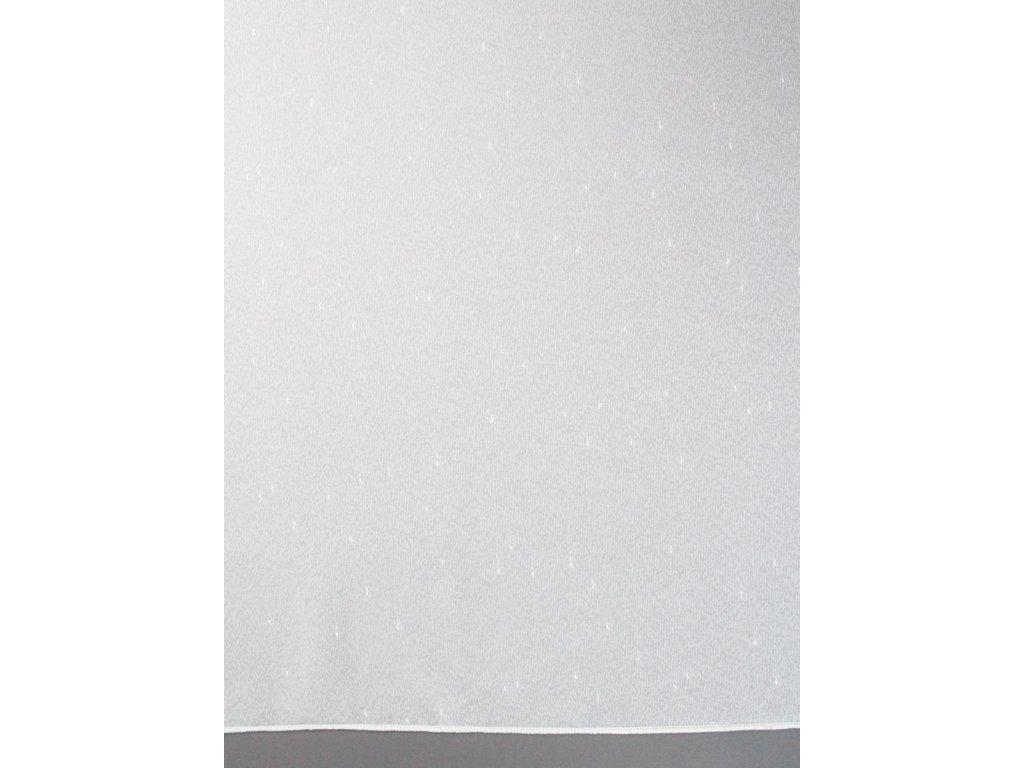 Voálová záclona výška 180 cm