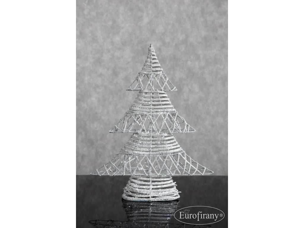 Vánoční stromeček SW/CHOINKA/9B|stříbrný