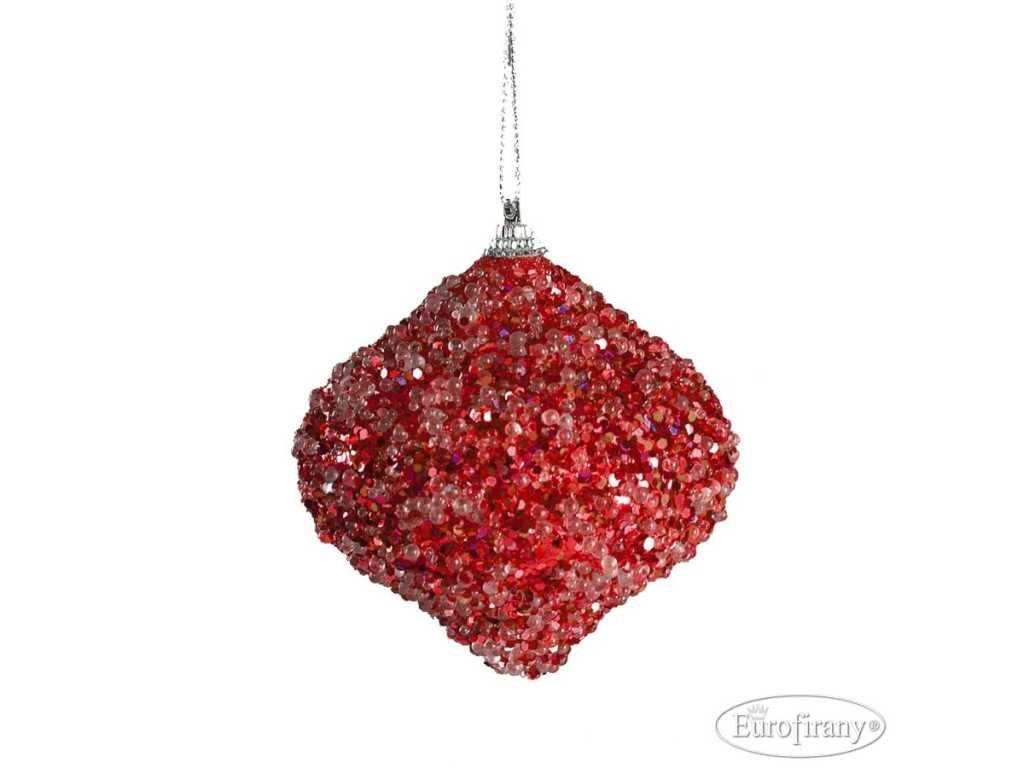 Vánoční ozdoby SW/SNOW/OZD/4-1|červená