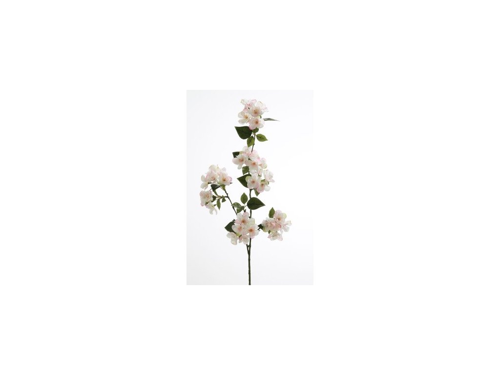 Umělá květina Třešňový květ světlý