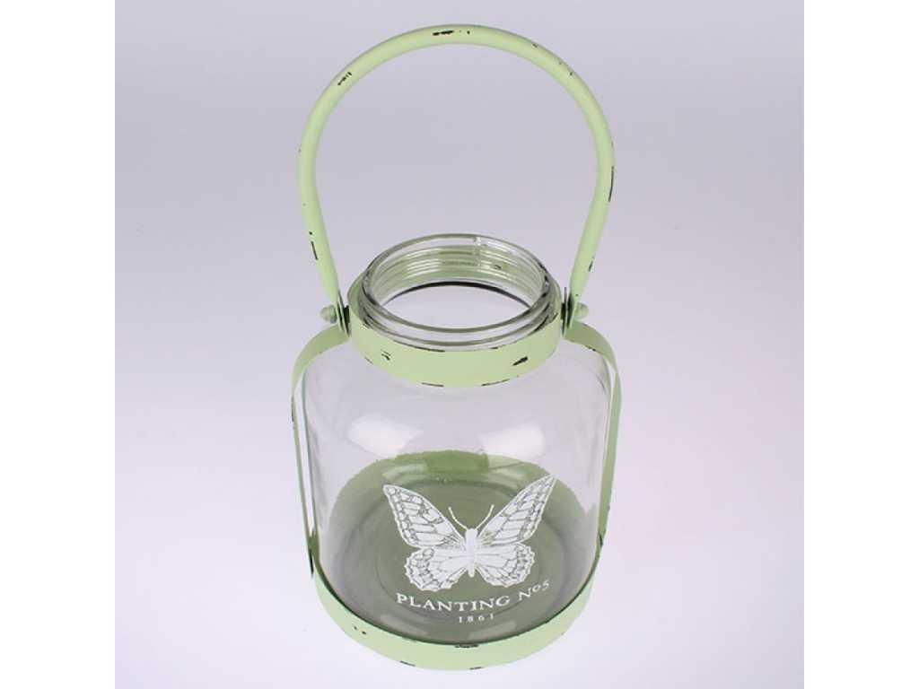 Svícen GN102|skleněný
