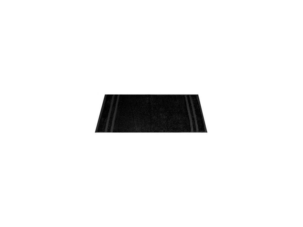Ručník Ema-2 Black 30x50, 400g/m2|30x50