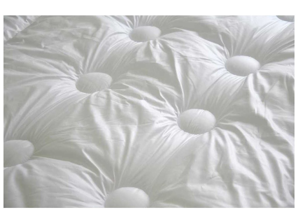 Přikrývka s antibakteriální úpravou letní 135x200 cm bílá