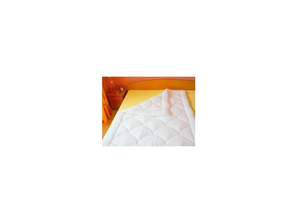 Protialergická letní přikrývka 135x200 cm bílá
