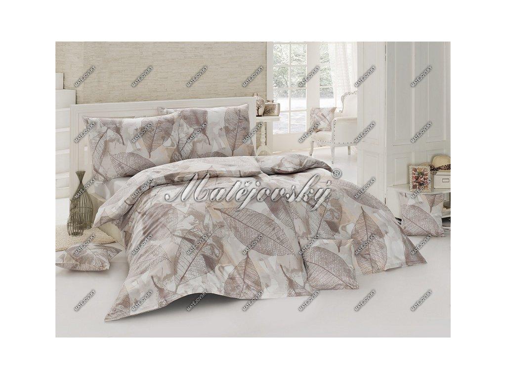 Povlečení Matějovský bavlna DELUXE Sante 70x90, 140x200 cm