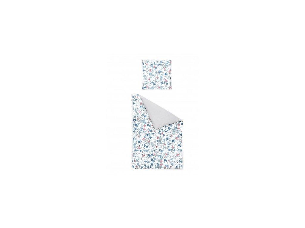Povlečení IRISETTE flanel Davos 8633/20 70x90, 140x200 cm