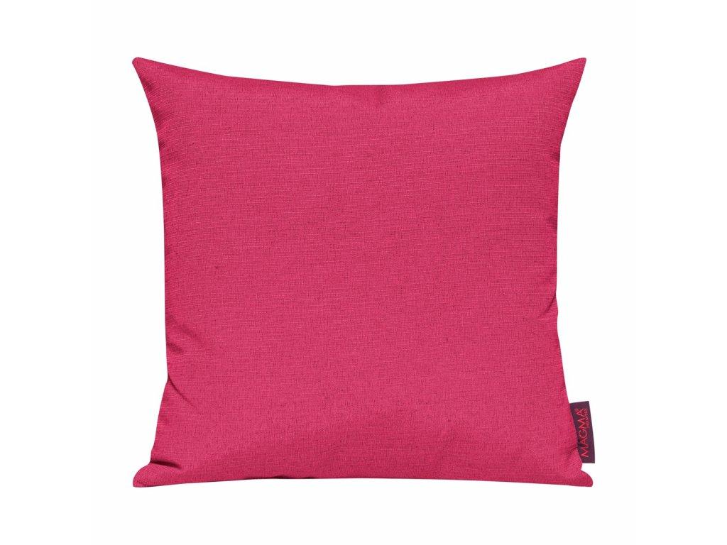Povlak se zipovým uzávěrem 052 50x50 růžový